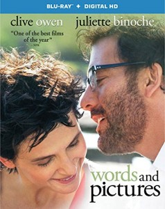 "Enter to Win a Blu-ray of Clive Owen's ""Words & Pictures"" [ENDED]"