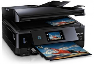 "Product Review ""Epson Expression Photo XP-860 Small-in-One Printer"""