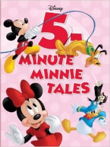 "Book Review ""Disney's 5-Minute Minnie Tales"""