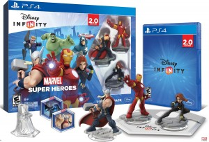 "Playstation 4 Video Game Review ""Disney Infinity: Marvel Super Heroes – 2.0 Edition"""