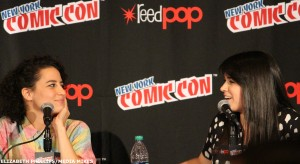 New York Comic Con 2014 – Broad City Panel