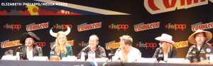 "New York Comic Con 2014 ""Adult Swim Panel Block"""