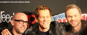 "New York Comic Con 2014 ""The Following"" Panel"