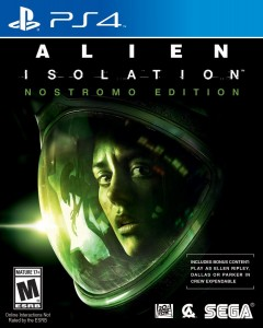 "Playstation 4 Game Review ""Alien: Isolation – Nostromo Edition"""