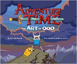 "Book Review ""Adventure Time: The Art of Ooo"""