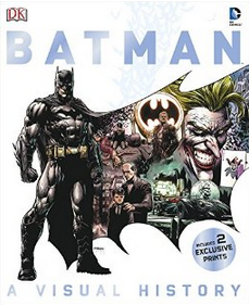 "Book Review ""Batman: A Visual History"""