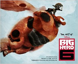 "Book Review ""The Art of Big Hero 6"""