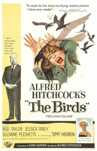 "Alfred Hitchcock's ""The Birds"" to Invade Omaha"