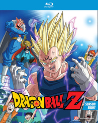 "Blu-ray Review ""Dragon Ball: Season Eight"""