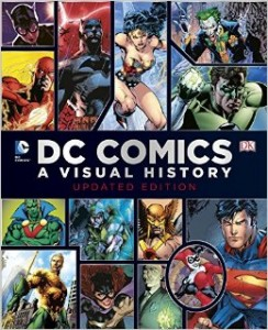 "Book Review ""DC Comics: A Visual History"""