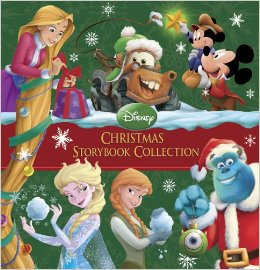 disney christmas storybook