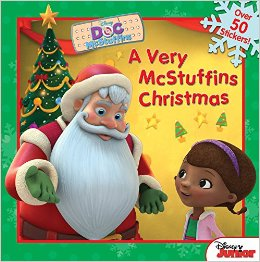 "Book Review ""Doc McStuffins: A Very McStuffins Christmas"""