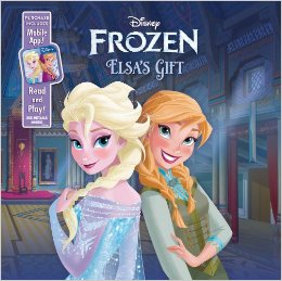 "Book Review ""Disney Frozen: Elsa's Gift"""