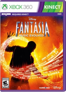 "XBOX 360 Video Game Review ""Disney Fantasia: Music Evolved"""