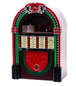 "Product Review ""Cracker Barrel: Rock O Rama Jukebox"""