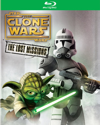 "Blu-ray Review: ""Star Wars: The Clone Wars – The Lost Missions"""
