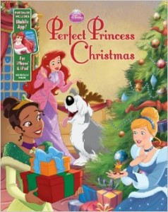 "Book Review ""Disney Princess: Perfect Princess Christmas"""