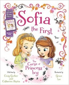"Book Review ""Sofia the First: The Curse of Princess Ivy"""