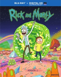 "Blu-ray Review ""Rick and Morty: Season 1"""
