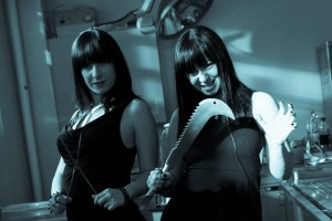 "The Soska Sisters talk about their films ""See No Evil 2"" & ""ABCs of Death 2"""