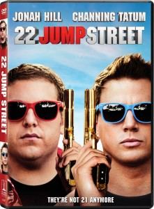 "DVD Review ""22 Jump Street"""