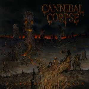 "CD Review: Cannibal Corpse ""A Skeletal Domain"""