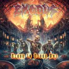 "CD Review: Exodus ""Blood In Blood Out"""