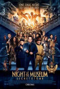 "Win Passes to the Kansas City Advance Screening of ""Night at the Museum: Secret of the Tomb"" [ENDED]"