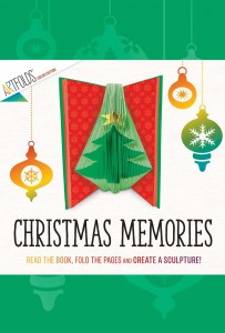 "Book Reviews ""ArtFolds: Christmas Memories"""