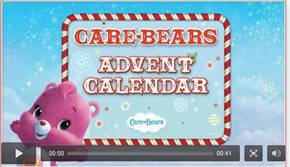 """Care Bears Advent Calender"" Hits iTunes App Store!"