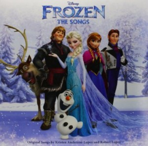 "Vinyl Review ""Frozen: The Songs"""