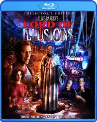 "Blu-ray Review ""Lord of Illusions (Collector's Edition)"""