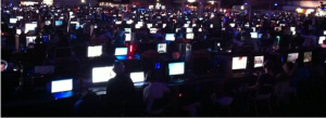 Looking into the Growth of Online Gaming