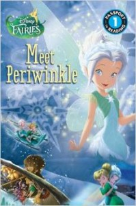 "Book Review ""Disney Fairies: Meet Periwinkle"""