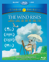 "Blu-ray Review ""The Wind Rises"""