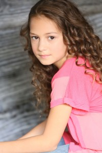 "Nicolette Pierini talks about her role in ""Annie (2014)"""