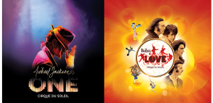 Win Prize Packs from Cirque du Soleil's Beatles LOVE & Michael Jackson ONE [ENDED]