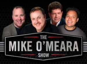 "Mike O'Meara & Robb Spewak talk about their podcast ""The Mike O'Meara Show"""