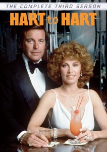 """Hart To Hart: The Complete Third Season"" Hits DVD December 9th!"
