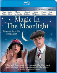 "Blu-ray Review ""Magic in the Moonlight"""