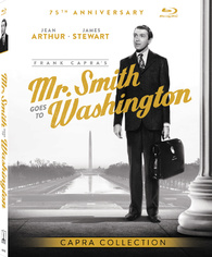 "Blu-ray Review ""Mr. Smith Goes to Washington: 75th Anniversary"""