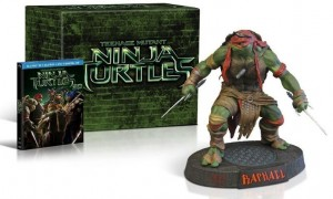 "Product Feature ""Teenage Mutant Ninja Turtles"" Limited Edition Raphel Statue Gift Set"