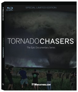 "Win an Autographed Limited Collector's Edition Blu-ray of ""Tornado Chasers"" [ENDED]"