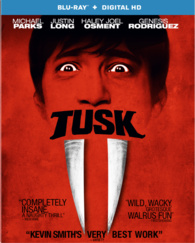 "Blu-ray Review ""Tusk"""