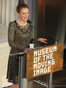The Museum of the Moving Image Salutes Julianne Moore