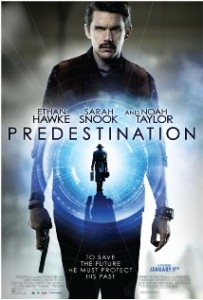 "Peter and Michael Spierig talk about directing ""Predestination"""
