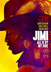 "DVD Review ""Jimi: All Is By My Side"""