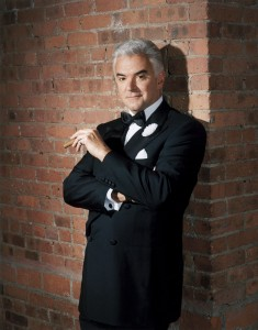"John O'Hurley talks about his role of Billy Flynn in the touring production of ""Chicago"""