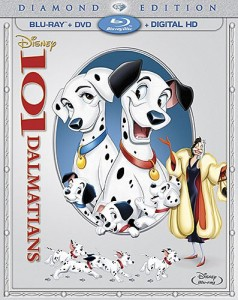 "Blu-ray Review ""101 Dalmatians: Diamond Edition"""