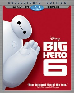 "Blu-ray Review ""Big Hero 6"""